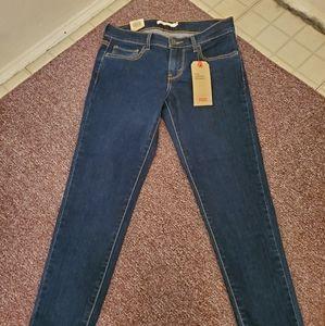 Levi's Women's 710 Super Skinny Jeans (New w/tags)